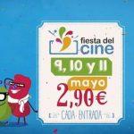 Vuelve la fiesta del cine: películas a 2,90 euros