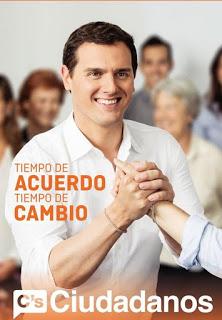 cartel Ciudadanos 26J