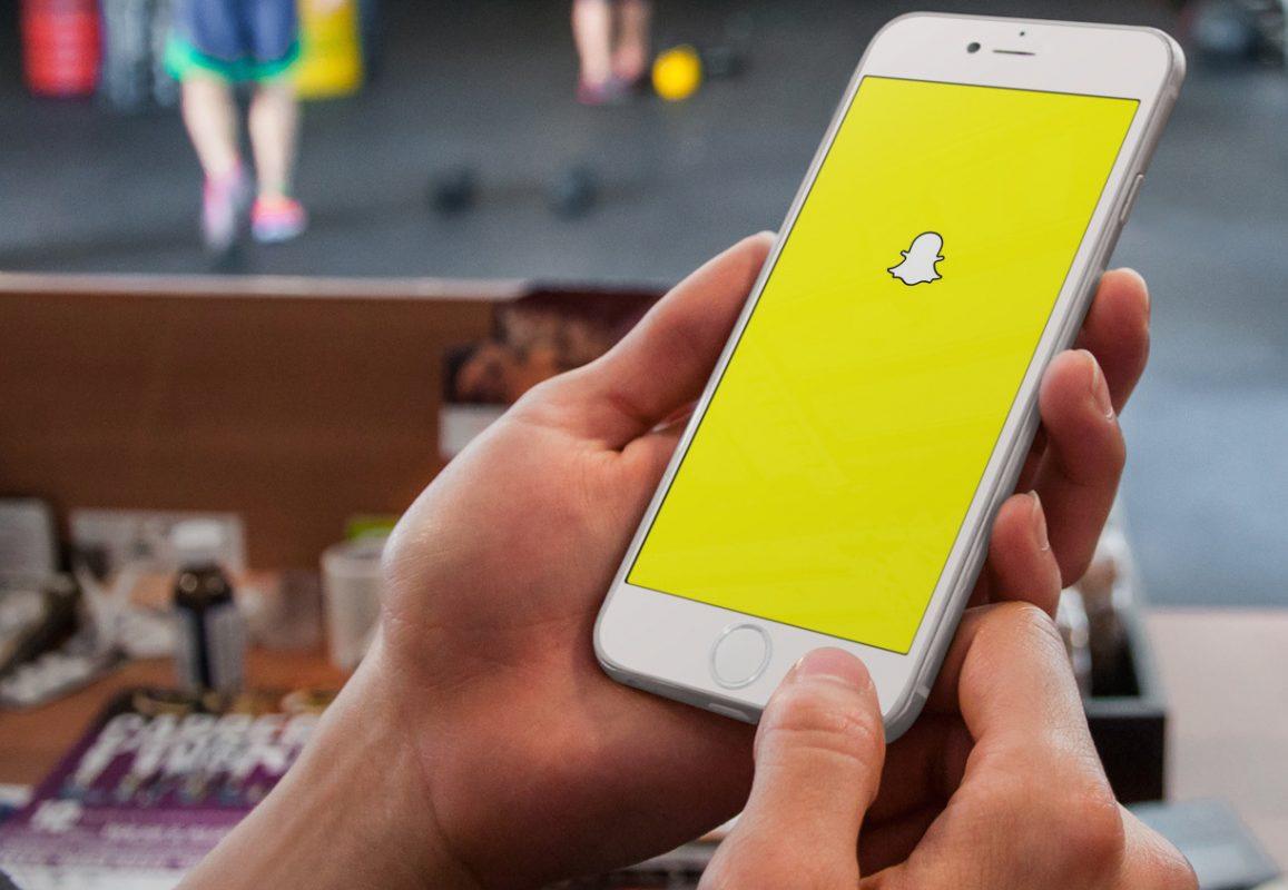 Las celebrities y famosos también están enganchadas a Snapchat
