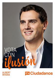 cartel Ciudadanos 20D