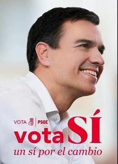 cartel PSOE 26J