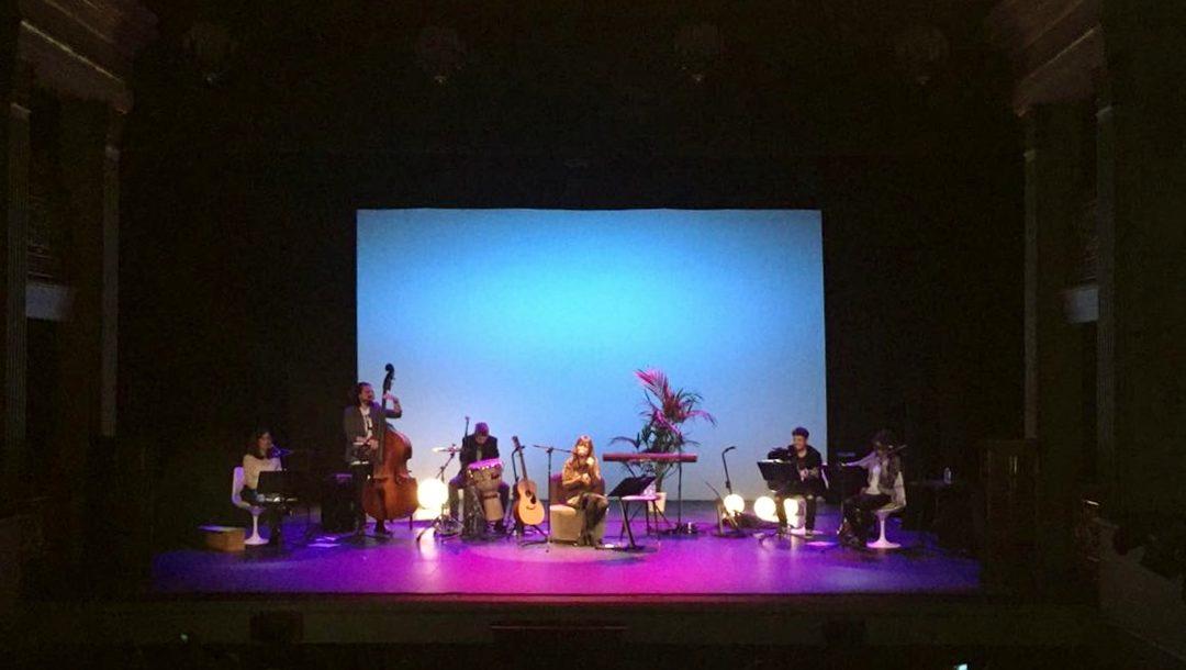 Nena Daconte llena el Teatro Real de Aranjuez en su vuelta a los escenarios