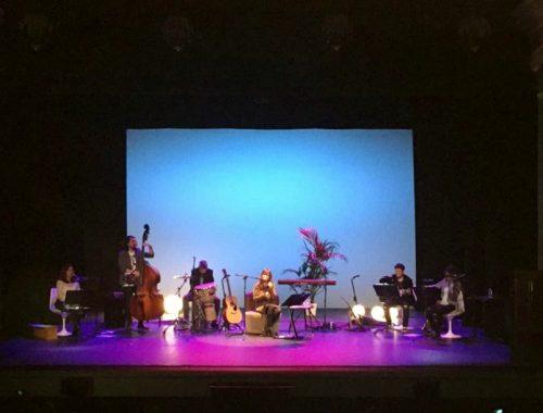 Nena Daconte llena el Teatro Real de Aranjuez en su vuelta a los escenario