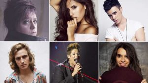 Así suenan las 6 canciones candidatas a representar a España en Eurovisión 2017