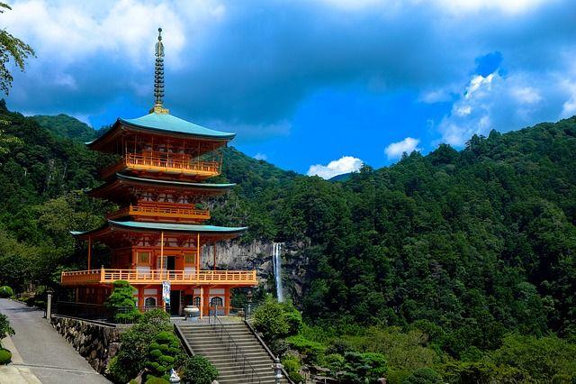 Top 5 destinos del 2017 para viajes de novios: Japón