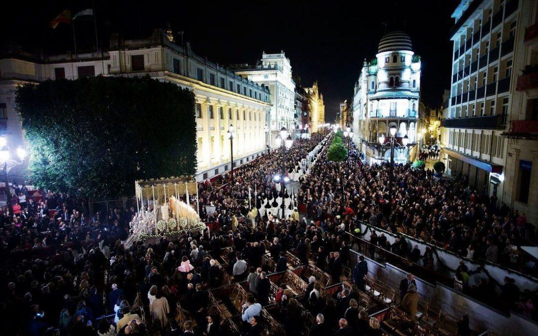 Los balcones de Semana Santa más caros de España para ver las procesiones