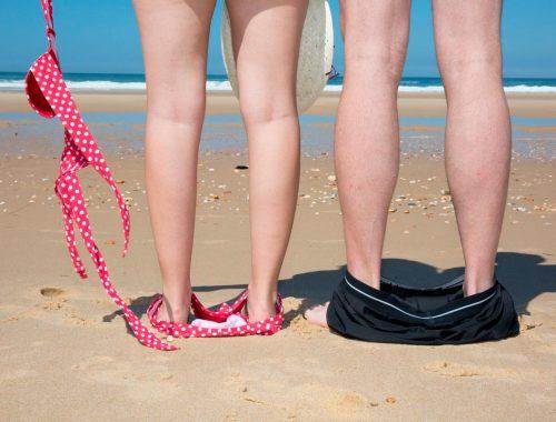 Las mejores playas nudistas en España
