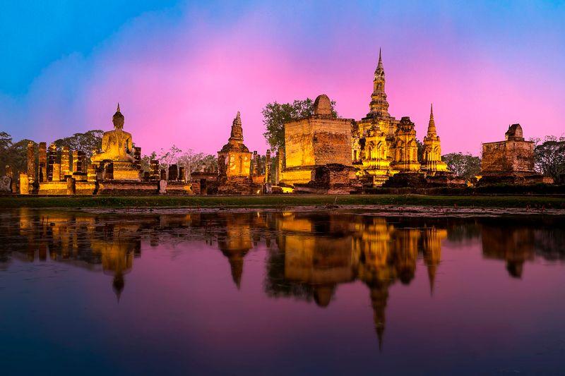 Lugares imprescindibles si viajas a Tailandia