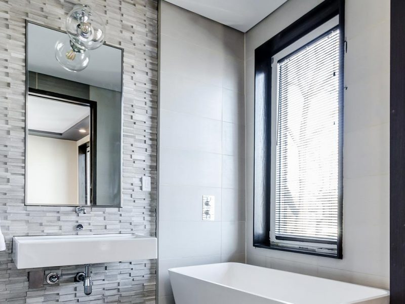 ¿Cuáles son las últimas tendencias en decoración de baños?