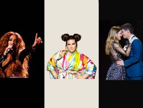 Analizamos los rivales más fuertes de Almaia en Eurovisión