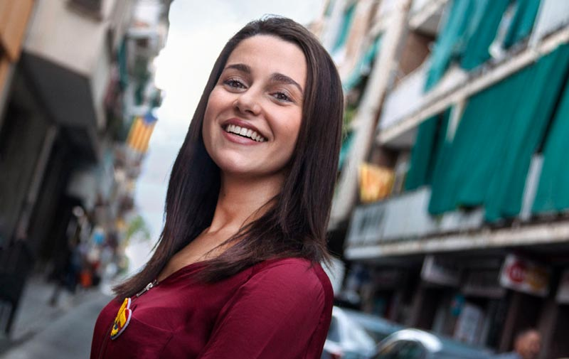 Las 10 políticas españolas más guapas: Inés Arrimadas