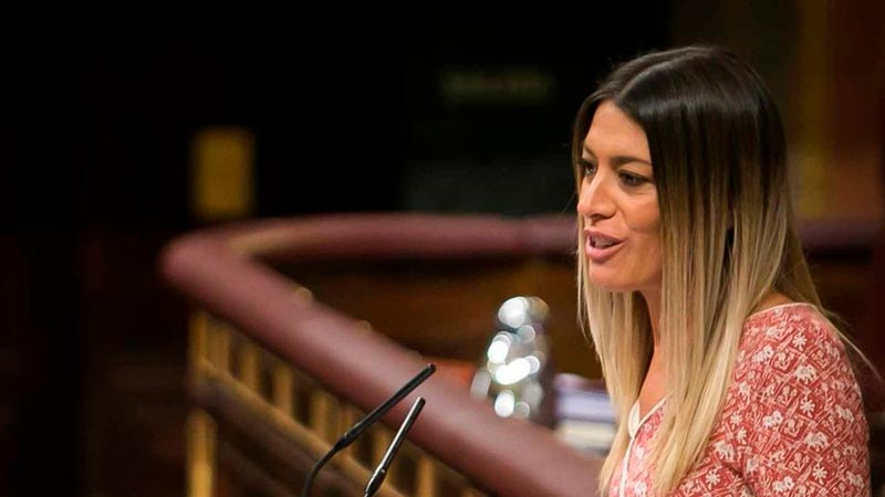 políticas guapas españolas: Míriam Nogueras
