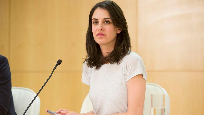 políticas guapas españolas: Rita Maestre