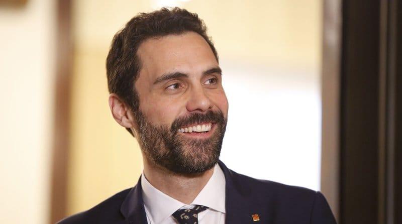 políticos españoles guapos: Roger Torrent